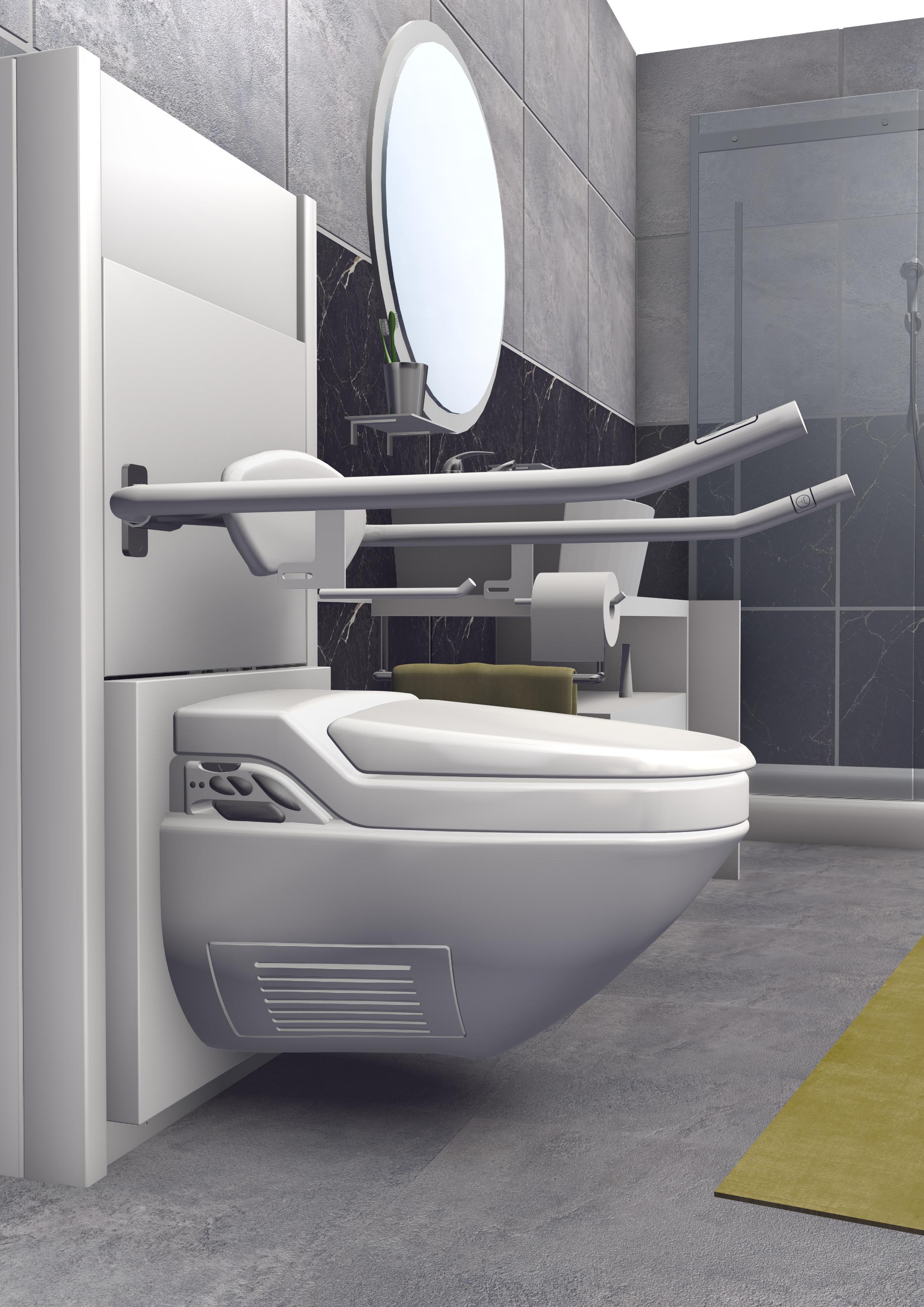 lifttoilette stv100 lift wc seniorengerechte sanit ranlage gl projects. Black Bedroom Furniture Sets. Home Design Ideas